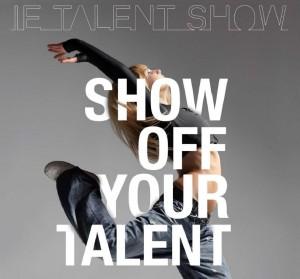 IE talent show