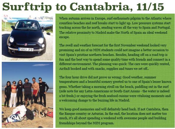 surftrip to Cantabria