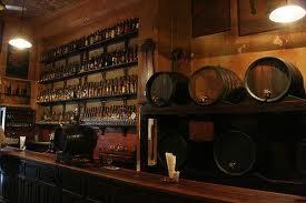 Barrels of Jerez